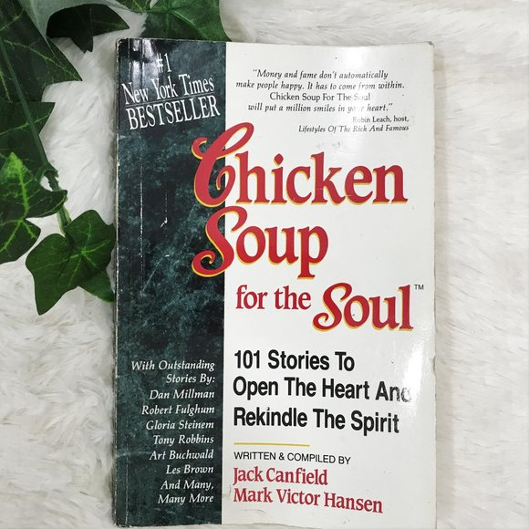 Chicken Soup Other - 3/$15 Chicken Soup For The Soul Paperback Book